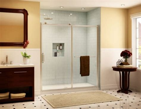 shower enclosures for small bathrooms sliding door shower enclosures for the contemporary bathroom