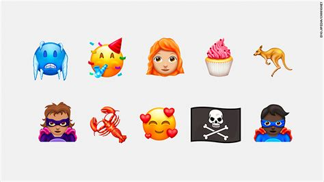 157 new emoji coming to ios android