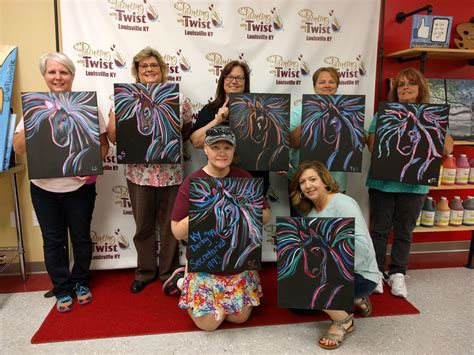 paint with a twist coupon code 2016 painting with a twist in louisville ky arts