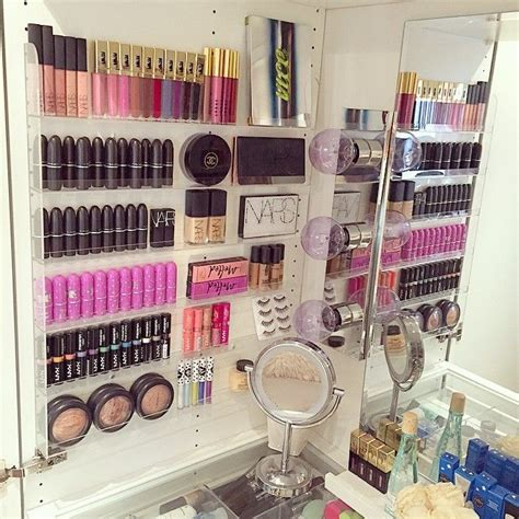 makeup organization best makeup organizer ideas home makeup display