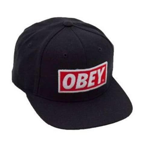 Topi Baseball Vans By Fyglory obey conseils de filles quot swagg quot