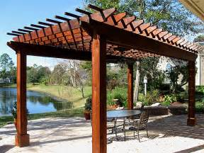 Park Design Shower Curtains - pergolas amp arbors enhance pavers retaining walls firepits jacksonville ponte vedra