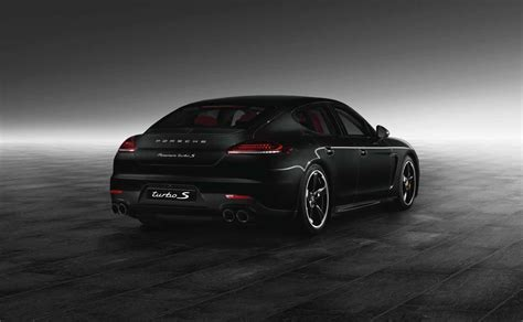 porsche panamera exclusive official porsche exclusive reworks a panamera turbo s