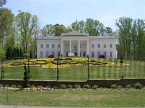 replicas of the white house