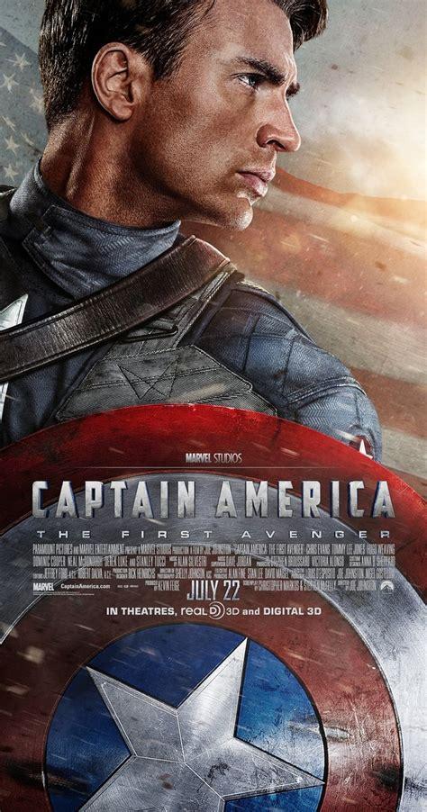 what of is captain captain america the avenger 2011 imdb