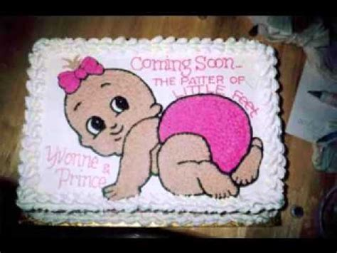 Diy Baby Shower Cake by Diy Baby Shower Cakes Decorating Ideas For Boys