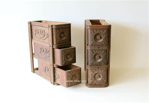 Sewing Machine Drawers by Wooden Singer Sewing Machine Drawers Set Of 3