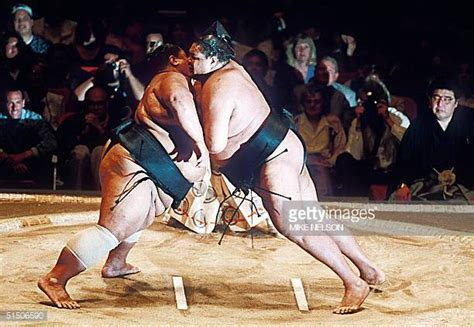 Bor Sumo Konishiki Stock Photos And Pictures Getty Images