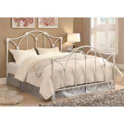 coaster furniture ornate metal headboard and