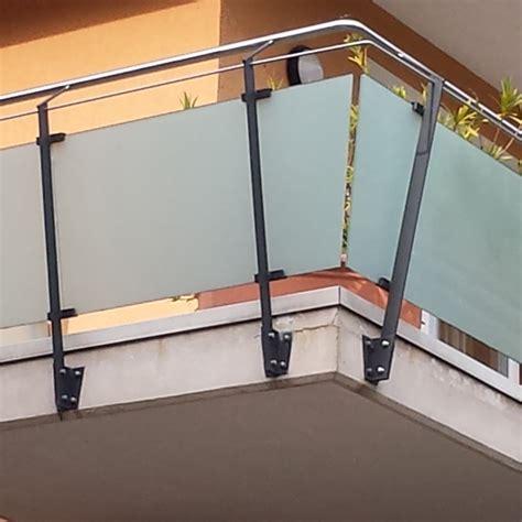 balkongeländer in edelstahl aussen gel 228 nder balkongel 195 164 nder 100