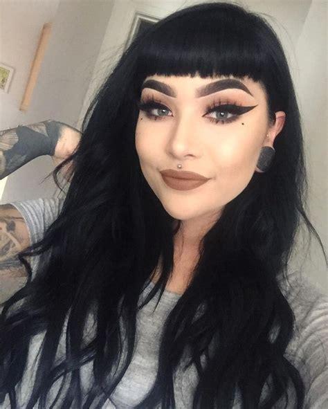 ebony hair cheyenne instagram 233 best images about jet black hair
