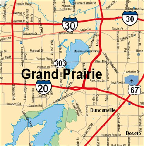 grand prairie texas map grand prairie tx pictures posters news and on your pursuit hobbies interests and