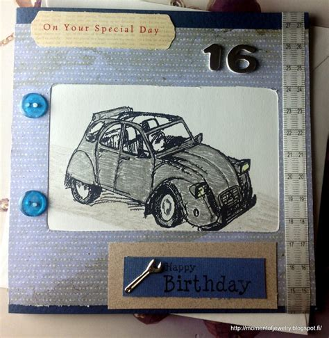 16 Year Boy Birthday Card Birthday Card To 16 Years Old Boy Birthday Pinterest