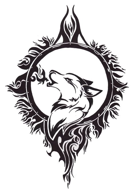 wolf design tattoo design wolf interior home design