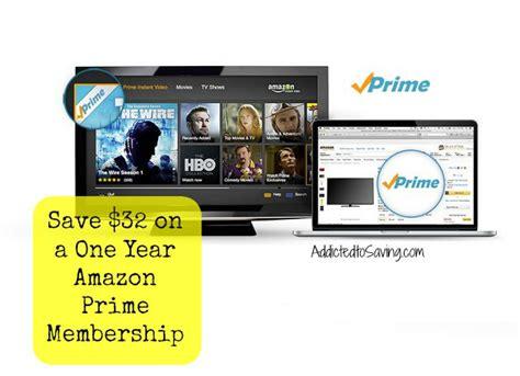 Amazon Prime Subscription Gift Card - tomorrow save 32 on a one year amazon prime membership addictedtosaving com