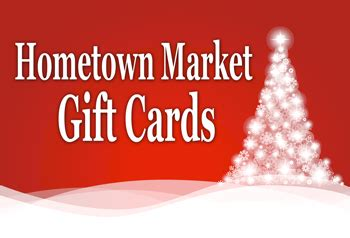 Offer Gift Cards For Your Business - home hometownmarket