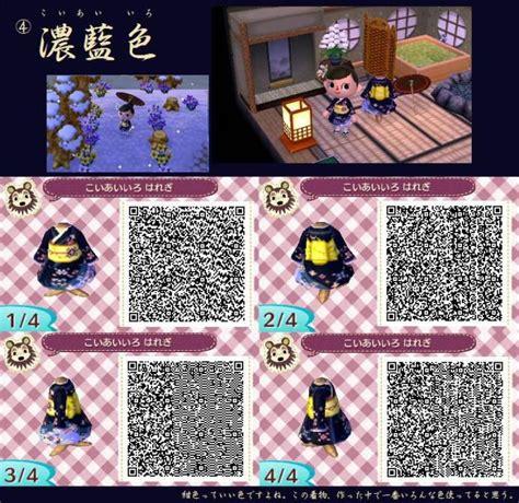 design clothes new leaf top 10 animal crossing new leaf kimono qr codes the zen