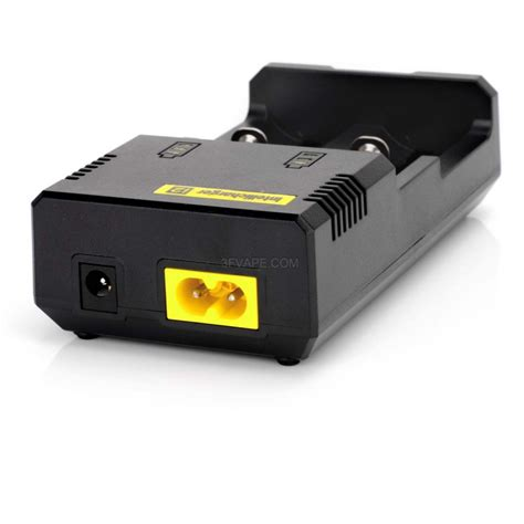 Nitecore Authentic Intelli I2 Battery Smart Universal Charger authentic eu nitecore i2 2 slot smart battery charger