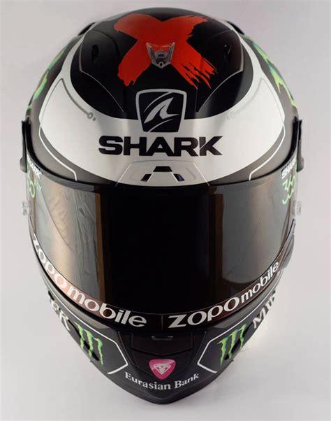 Desain Helm Terbaru | begini gan desain corak helm shark jorge lorenzo terbaru