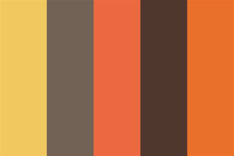 earth tone color palette vintage modern earth tones color palette