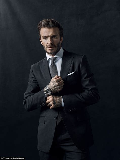 Beckham Snaps Up Seconds by Beckhams Take To Museum Of Daily Mail