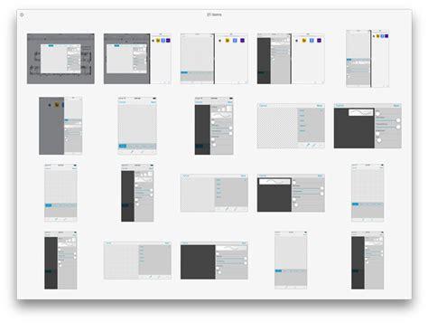 app layout ios 9 forscore ios 9 app design