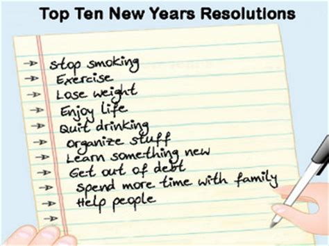 new year s resolutions open for business