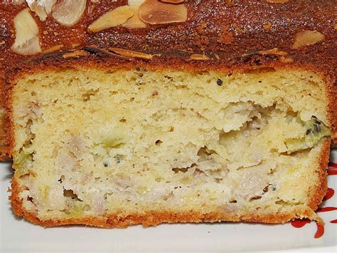 typischer spanischer kuchen spanischer bananen kiwi kuchen rezept mit bild
