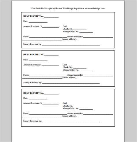house rent receipt house template for rent receipt template of house rent receipt sle templates