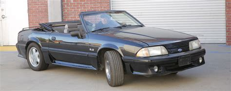 wheeler dealers  ford mustang gt