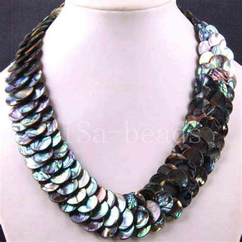 how to make abalone jewelry jewelry new zealand abalone shell necklace 20