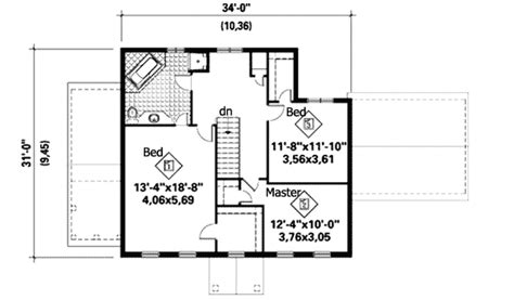 classic colonial floor plans classic brick colonial home 80696pm architectural