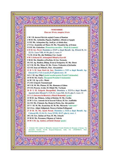 Calendar Crestin Ortodox 2015 Search Results For Calendar Ortodox 2015 Calendar 2015