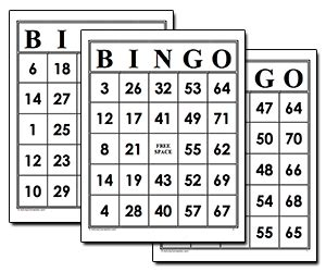 make your own bingo cards template make your own bingo sheets greeting card exles and
