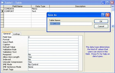 Cps Table Creator by Cps To Msaccess With Dsn Connection Programbl