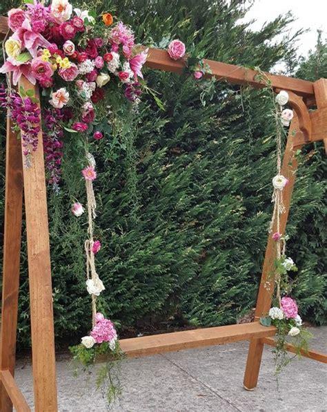 swing melbourne wedding swing flower swing hire melbourne