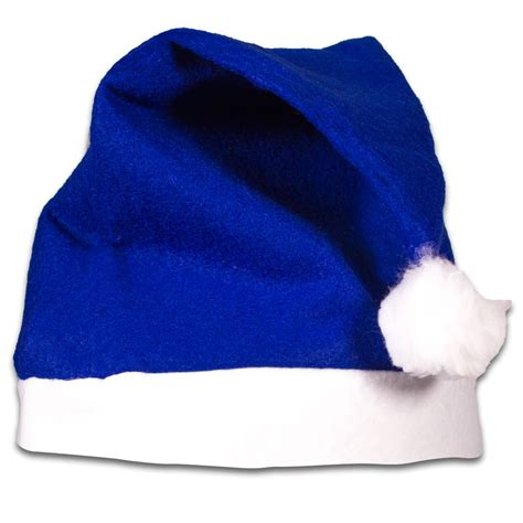 best 28 blue christmas hat blue and white santa hat