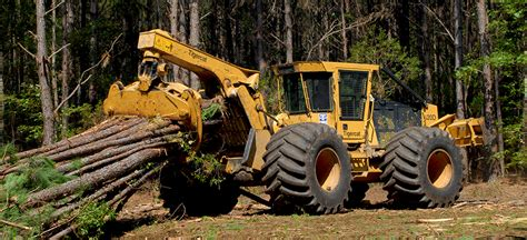 Skidder New Motif 1 forestry equipment tidewater equipment