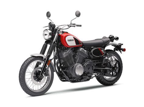 Motorrad Yamaha by 2017 Yamaha Scr950 Bolting Into A Scrambler Asphalt