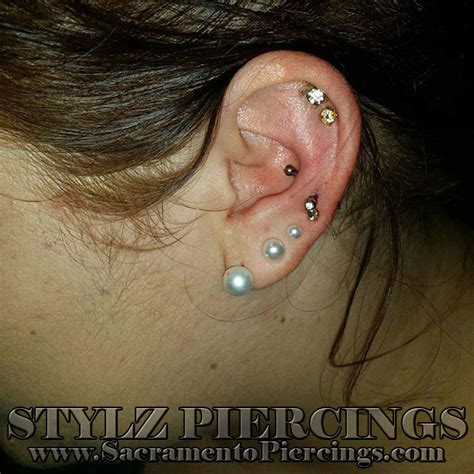 tattoo parlor ear piercing price roseville ear piercing prices