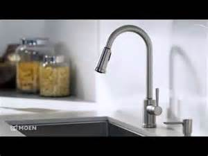 How To Remove A Kitchen Faucet moen indi kitchen faucet 87090msrs youtube