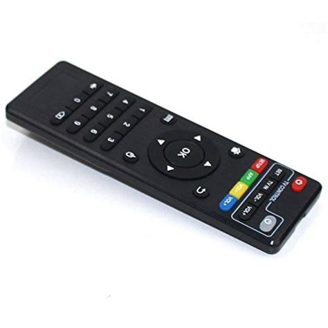 android tv controller replacement remote controller for mxq m8 android smart tv box kodi iptv media player
