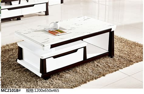 black and white marble table mc2101b modern living room furniture marble top tea table coffee table black and white with