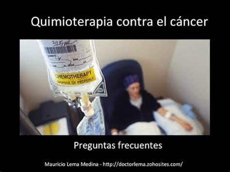 Detox Despues De Quimotherapy by Preguntas Frecuentes 1 Generalidades Y Efectos Adversos