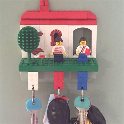 lego holder 1000 ideas about lego key holders on lego
