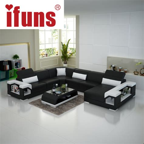 high quality living room furniture popular modern corner sofa buy cheap modern corner sofa