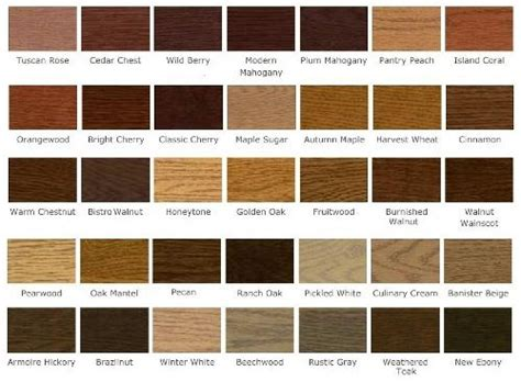 wood cabinet stain colors 288 best images about wood stain colors on pinterest