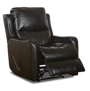 Power Reclining Chairs Transitional Power Reclining Chair