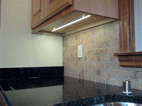 Installing Hardwire Under Cabinet Lighting The Wooden Houses Installing Led Cabinet Lighting
