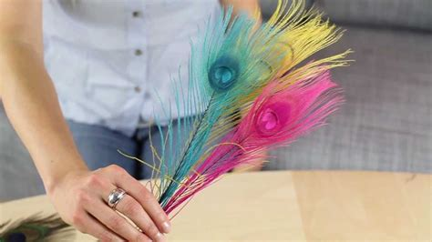 How To Make Peacock Feather With Paper - peacock feathers review peacock feathers craft